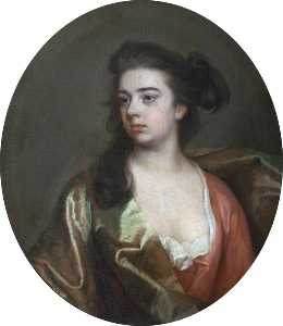Michael Dahl - eleanor brownlow ( 1691–1730 ) , Vicomtesse Tyronnel