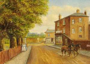 Ernest A. L. Ham - western road , Southall Vert