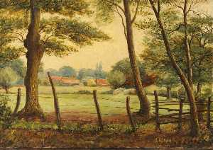 Ernest A. L. Ham - norwood green farm , Southall