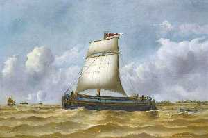 Ruben Chappell - le humber 'Keel Willie'