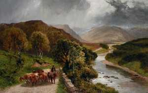 James Peel - Borrowdale , Cumbria