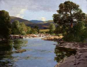George Houston - glen orchy