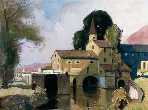 Richard Jack - moulin de coty , Cahors