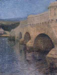 Louis Ginnett - Houghton Pont , Ouest Sussex