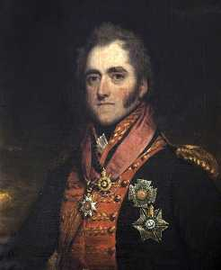 Thomas Barber - général sir george anson ( 1769–1849 )