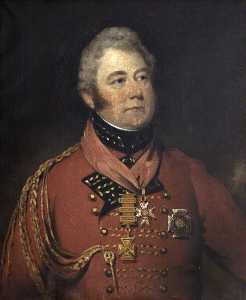 Thomas Barber - général sir william anson ( 1772–1847 ) , 1st Bt