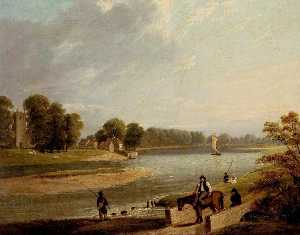 Thomas Barber - le trent au Wilford