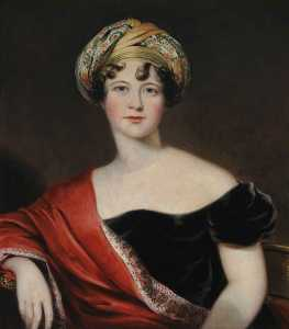 Thomas Barber - lady harriet cavendish ( 1785–1862 ) , la comtesse granville
