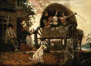 John Cranch - Le Carrier's Chariot