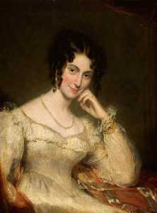 John Simpson - georgiana maria ( 1794–1859 ) , lady de tabley