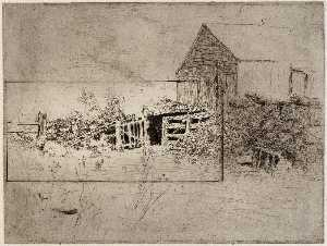 Julian Alden Weir - Le Webb Farm