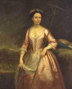 William Jones - l'honorable margaret duncombe ( b . c . 1700 )