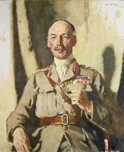 William Newenham Montague Orpen - général sir henry rawlinson seymour ( 1864 1925 ) Bt , GCVO , KCB , KCMG