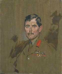 William Newenham Montague Orpen - major général hugh m . Trenchard , CB , DSO