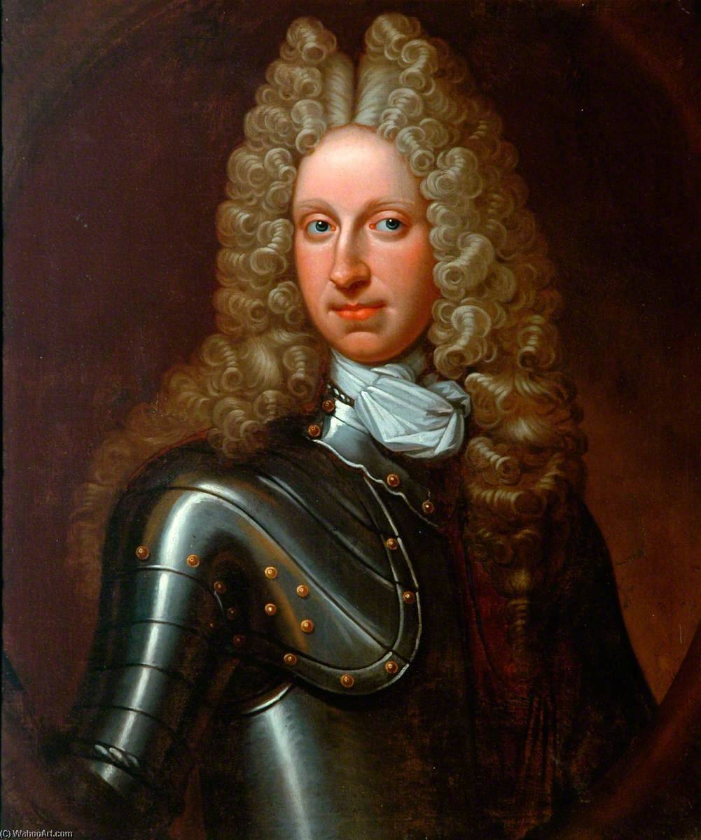 Charles , 9th lord elphinstone, 1710 de Richard Waitt | Reproductions D'art Sur Toile | WahooArt.com