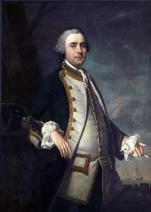 Henry Pickering - thomas johnson ( ré . 1771 )
