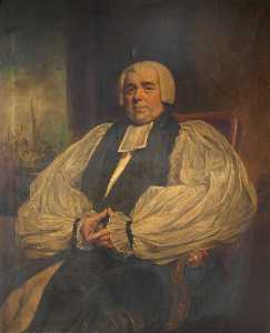 Thomas Kirkby - john parsons ( 1761–1819 ) , DD , Savant ( copie d'après william owen )