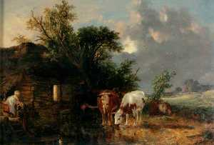 John Burnet - vaches potable