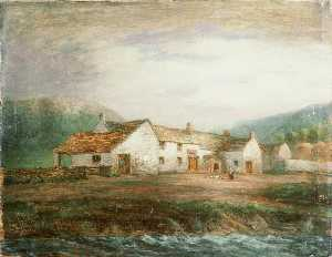 George Hayes - 'The old ferry Inn' , Conway