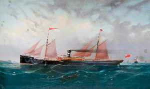 William Daniel Penny - SS 'Constance'