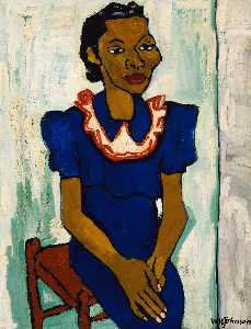 William Henry Johnson - Lucy