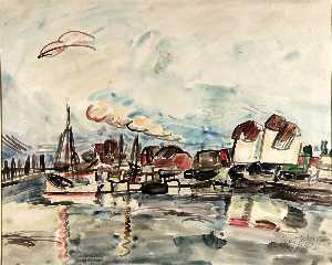 William Henry Johnson - Kerteminde Port