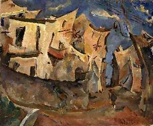 William Henry Johnson - maisons cagnes