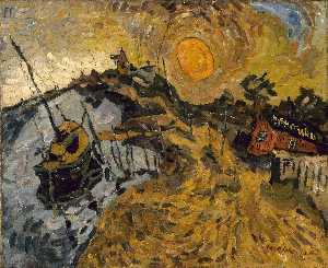 William Henry Johnson - sun cadre Danemark