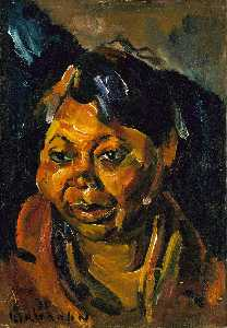 William Henry Johnson - Minnie