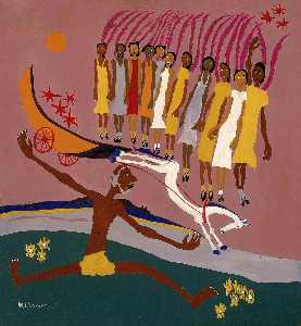 William Henry Johnson - balancer faible  doux  char