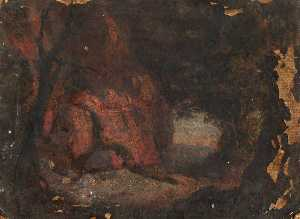 Thomas Stuart Smith - Un Rocky Outcrop