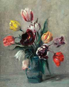 Emily Murray Paterson - tulipes