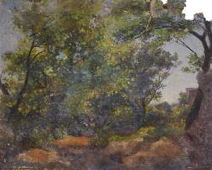 Thomas Stuart Smith - forêt paysage