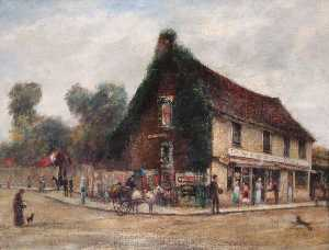 William Freeman - Jonction entre Londres Road et Richmond» Route , Kingston , Surrey