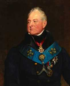 James Lonsdale - william iv ( 1765–1837 ) , Quand Duc de Clarence