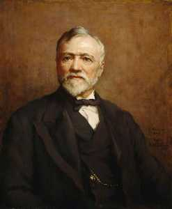 Catherine Ouless - andrew carnegie ( 1835–1919 ) , Quincaillier et philanthrope ( après walter william ouless )