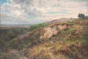 William Henry Hope - sur addington Montagnes , Croydon , Surrey