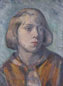 Achat Reproductions D'art | gwendoline shakespeare ( b . 1917 ), 1929 de Percy Shakespeare | WahooArt.com