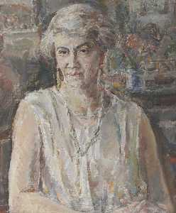 Ethel Walker - annie theodosia wilson ( 1867 1868–1950 ) , mme charles francis benthall