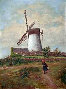 Harold Hopps - Wallasey Moulin , Wirral