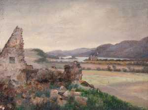 Robert Lillie - Ruines , Fiord Admiration , Dalmally