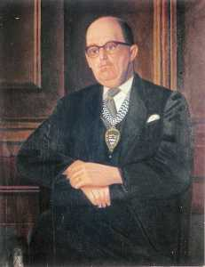 William Patrick Roberts - sidney james barton ( 1909–1986 ) , Président de londres Comté Conseil ( 1959–1960 )