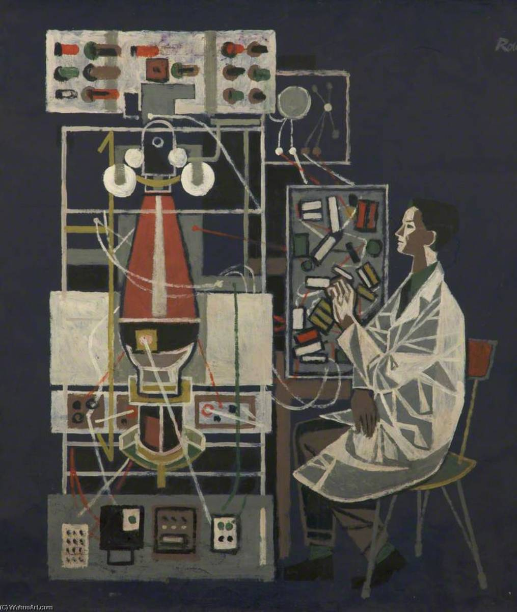 scientifique au  laboratoire  banc , Huile de Cliff Rowe