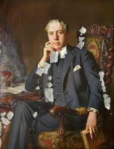 George Hall Neale - william hulme Levier ( 1888–1949 ) , 2nd Vicomte Leverhulme