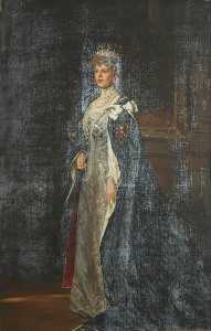 Samuel Henry William Llewellyn - Marie ( 1867–1953 ) , reine consort george V