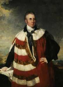 Frederick Richard Say - william pitt ( 1773–1857 ) , 1st lord amherst