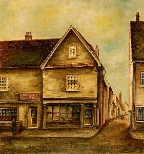 William John Leggett - Carr Rue , Ipswich