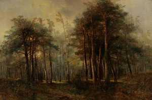 William Widgery - Leigh Bois , Sur bristol