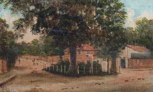 James Isaiah Lewis - le triangle , Éclat Voie , east sheen , Surrey