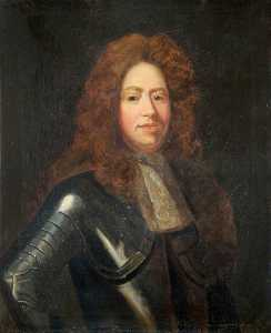 Charles Fullwood - le colonel george legge , lord dartmouth colonel 7th Royaux Régiment de Fusiliers ( 1685–1689 )